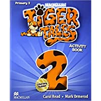 Tiger Tales 2 - Activity Book - 9780230476301