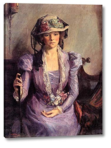 The Lady in Lavender by Mary Bradish Titcomb - 7