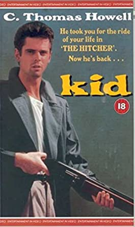 Kid [VHS]: C  Thomas Howell, Sarah Trigger, R  Lee Ermey