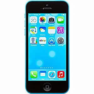 iphone 5c refurbished apple iphone 5c 16 gb att locked blue 11125