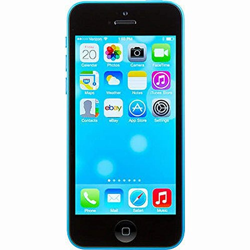 Apple iPhone 5C, AT&T, 16GB - Blue (Refurbished)