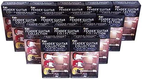【14SET】 エフトイズ 1/8 フェンダーギターコレクション Vol.1 THE SPIRIT OF ROCK-N-ROLL