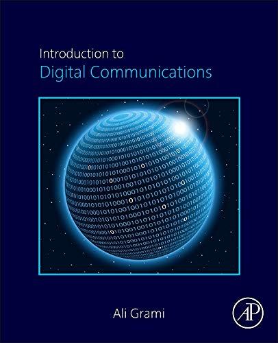 Introduction to Digital Communications (Communications Data Digital)