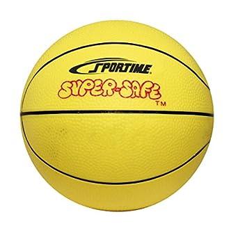 Sportime - Balón de baloncesto de espuma para niños, color ...