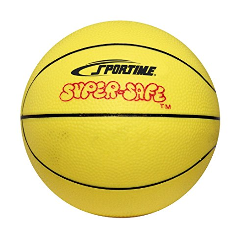 Sportime Super-Safe Junior Basketball, 7 Inches