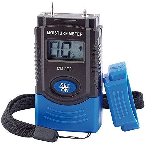 Draper Damp & Moisture Meter with LCD Display by Draper