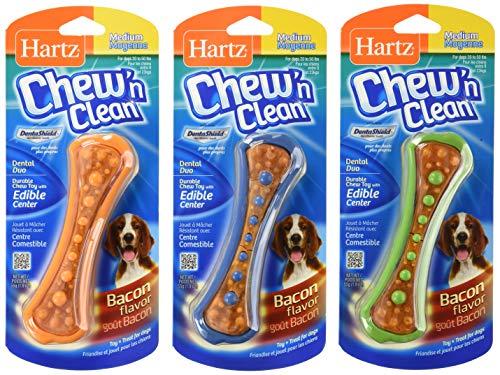 Hartz Chew N' Clean Assorted Colors Dental