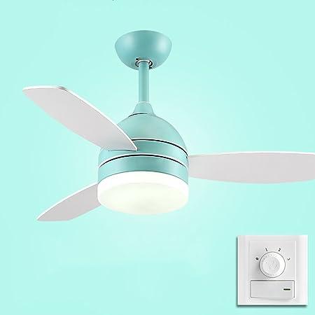 Lámpara de ventilador simple Restaurante Dormitorio Sala de estar ...