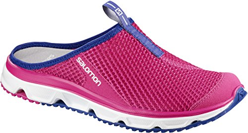 Shoes 0 Running the Web the Web Yarrow Pink Women's Rx Surf Surf Slide Yarrow White Salomon Pink Trail 3 White Pink F0xww