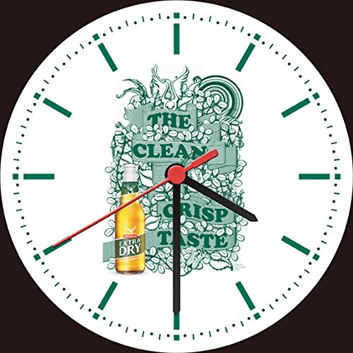 tooheys-extra-dry-beer-bottle-wall-clock