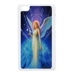 Wholesale Cheap Phone Case FOR IPod Touch 4th -Angel Bless Us-LingYan Store Case 20