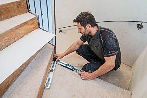 Bosch Professional Angle Measurer GAM 220 MF Measuring Range 0-220 Degree, in Protective Bag
