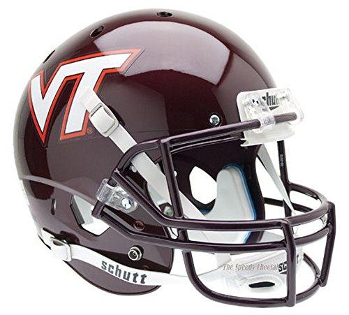 (Virginia Tech Hokies Officially Licensed Full Size XP Replica Football Helmet)