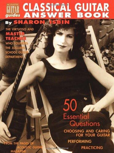 Classical Guitar Answer Book