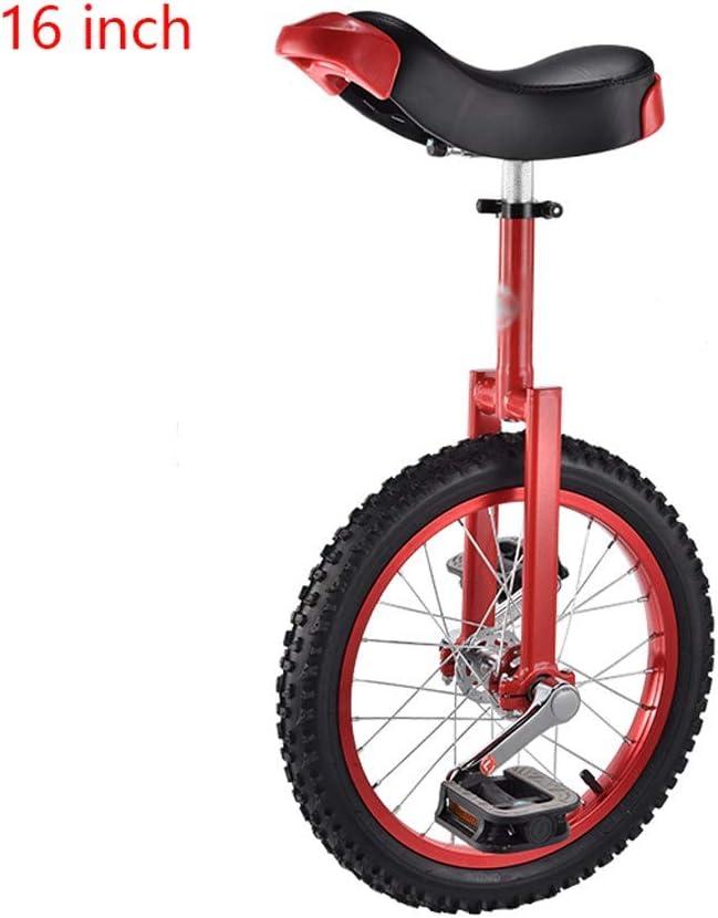 FAEIO 16 Pulgadas Rueda única Bicicleta Balance Car Ruedas de ...