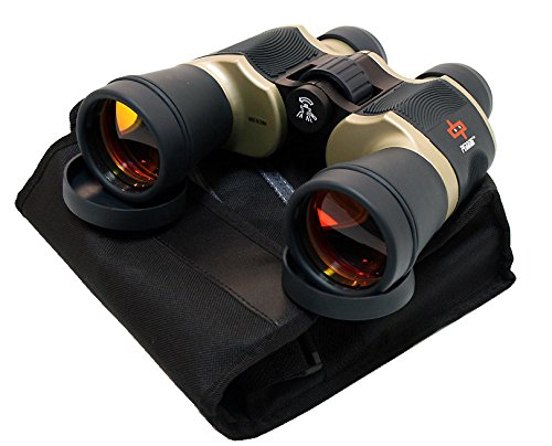 Defender 20x60 Extremely Perrini Binoculars with Pouch Ruby Lense