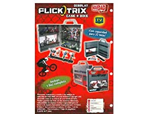 Flick Trix - Display Case + Bike (Bizak) 61922037