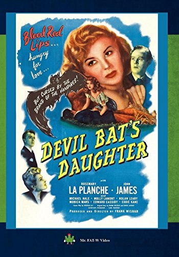 Devil Bat's Daughter