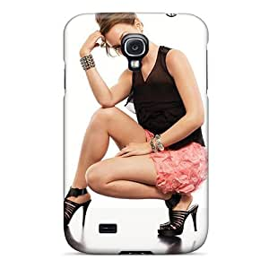 CWi5396GzZh Snap On Case Cover Skin For Galaxy S4(date Nightnactress Leighton Meester) by icecream design