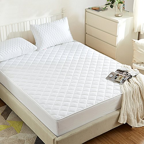 Skyhome Waterproof Deep Pocket Collection Mattress Pad