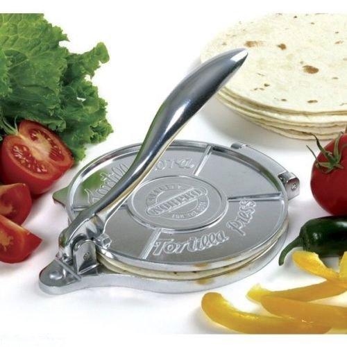 "Norpro 6"" Tortilla Press Maker Tool"