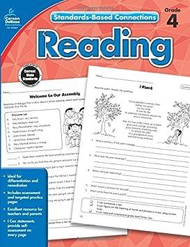 Reading, Grade 3 (Standards-Based Connections): Carson-Dellosa ...