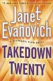 Book Cover for Takedown Twenty: A Stephanie Plum Novel