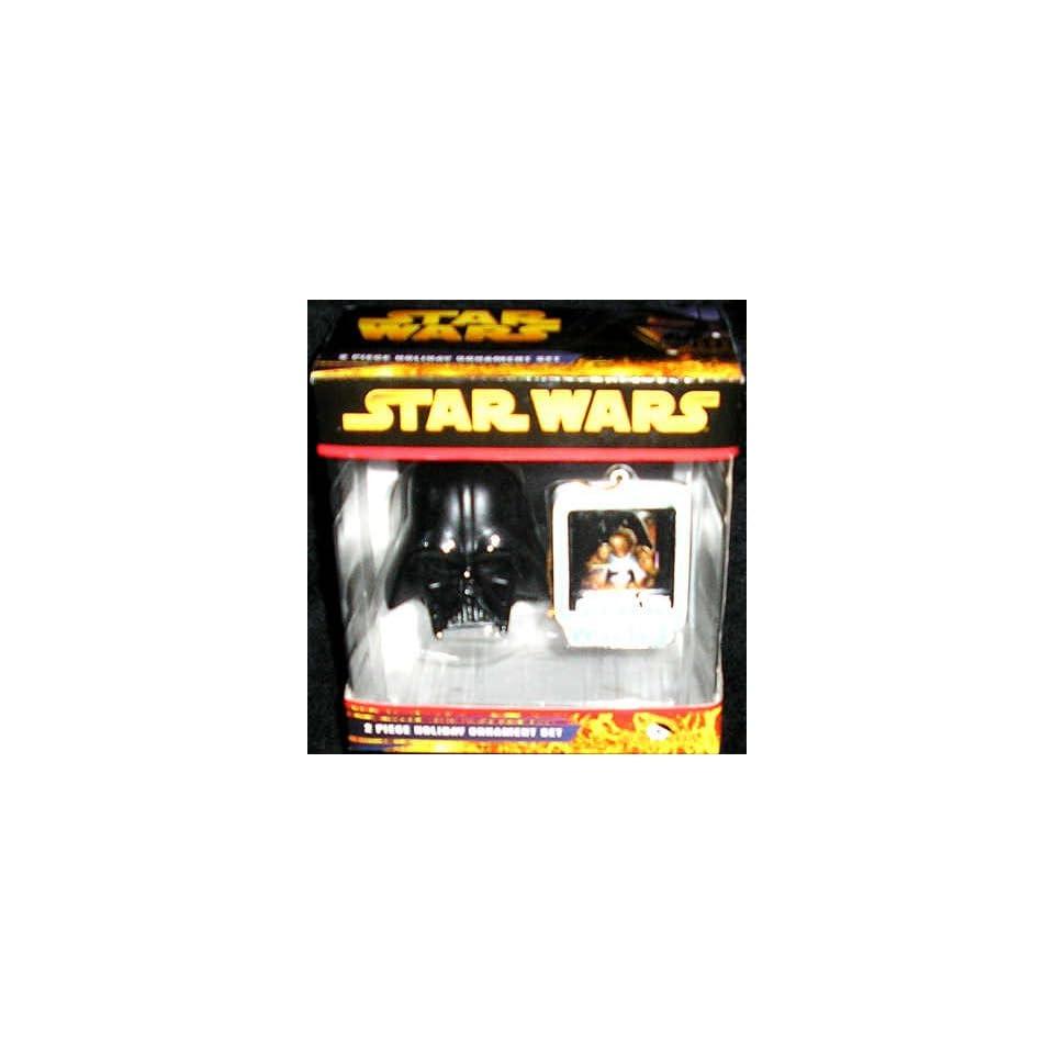 Star Wars Darth Vader Kurt Adler 2 Piece Christmas