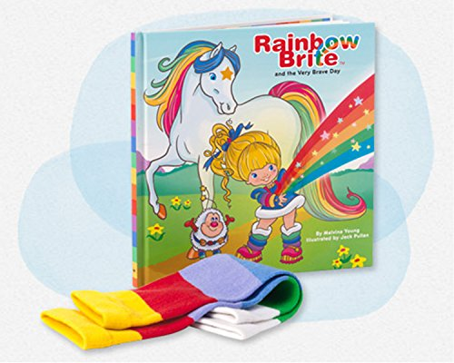 Hallmark Storybook Rainbow Brite Brave product image