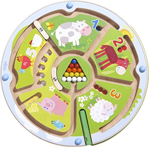 HABA Townmaze Magnetic Game
