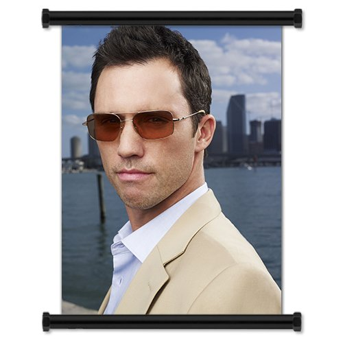"Burn Notice TV Show Season 2 Fabric Wall Scroll Poster (32"" X 43"") Inches -  ScrollDepot, BurnNoticeS2-06X"