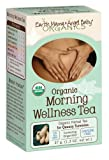 Earth Mama Angel Baby Organic Morning Wellness Tea, 16 teabags