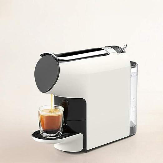 DSKJ Maquina De Cafe Mini Máquina De Café Manual Portátil Que Concentra La Máquina De Café Multifuncional De La Presión De La Mano Cafetera: Amazon.es: Hogar