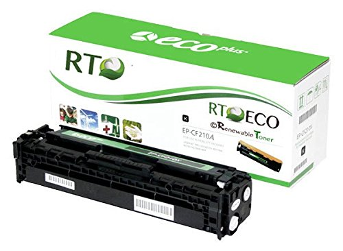 Renewable Toner 131A CF210A Compatible Black Toner Cartridge for HP LaserJet 200 M251 M276
