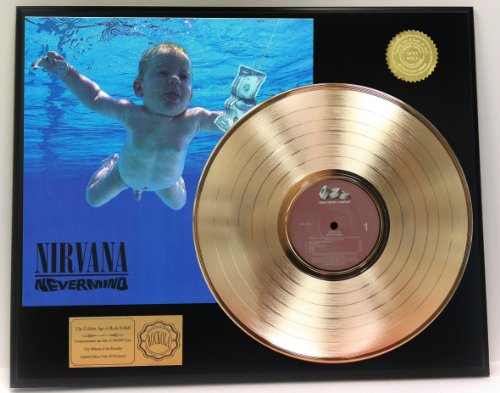 Limited Edition Gold Record (Nirvana