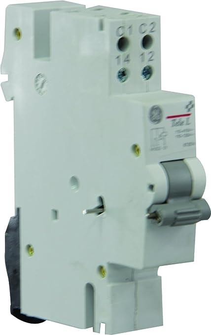 General Electric aun672574 Remote Trigger Module 1 Pole 1 Module