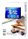 Korea Insam Red Ginseng Honey Ginger Tea 32g X 12T