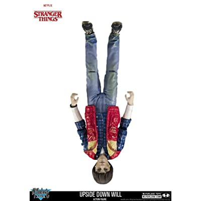 Stranger Things Upside Down Will Series 3 Action Figure: Toys & Games