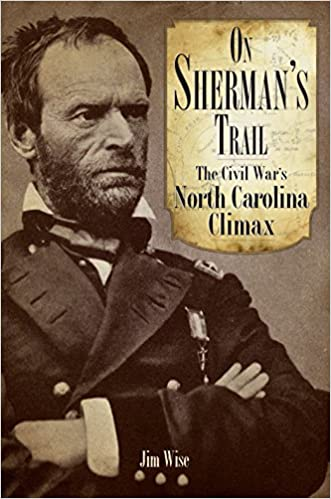 Amazon on shermans trail the civil wars north carolina on shermans trail the civil wars north carolina climax civil war series kindle edition fandeluxe Choice Image