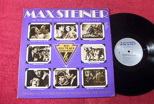 Max Steiner: The RKO Years (1932-1935): Private Issue LP: (1975) (1932 Issue)