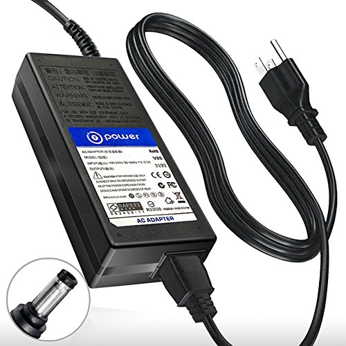 T-Power ( 24V ) Ac Dc adapter for Zebra Barcode Printer GX430 GX420 GT800 GT820 GX420d Gk-420d Part Number :808101-001 9NA1000100 Replacement Switching Power Supply Cord Charger by T POWER