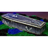 Standard 3D Halloween Creepy Coffin Standup Photo Booth Prop Background Backdrop Party Decoration Decor Scene Setter…