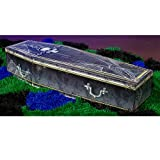 Standard 3D Creepy Coffin