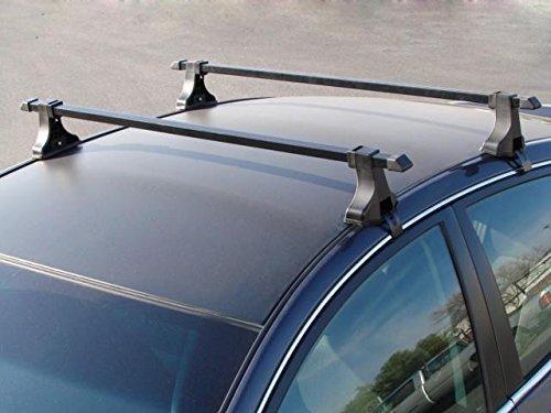 Auxmart 48 Quot Roof Rack Cross Bars Fit Most 4 Door Car Truck