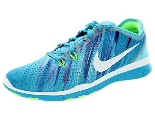 FIT 4 Nike 0 5 Free WMN PRT Scarpe Donna TR blu sportive wAqqpXHxS