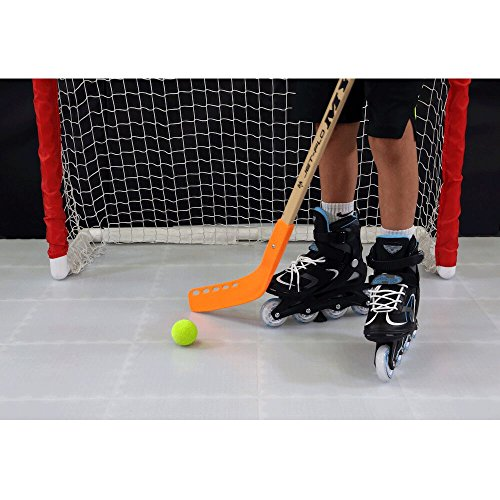 - MODUTILE Indoor/Outdoor Inline Hockey Floor Tiles 12