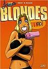 Les blondes, Tome 7 : 007 par Guéro