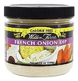 Walden Farms Calorie Free Dip French Onion -- 12 oz