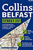 Collins Belfast Street Finder Atlas (Collins Travel Guides)