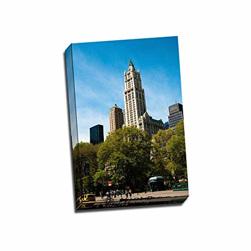 the-woolworth-building-16x24-wrapped-canvas